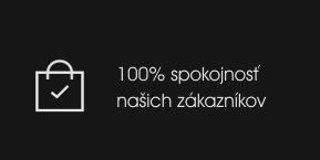 100% spokojnosť