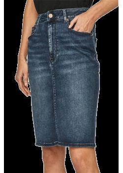 Dámska riflová sukňa Tommy Jeans