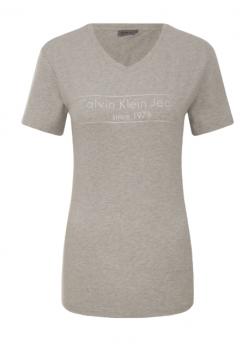 Dámske tričko Calvin Klein Regular Fit