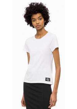 Dámske tričko Calvin Klein Slim fit