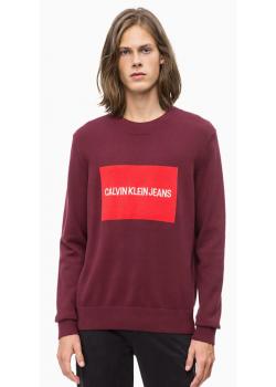 Pánsky pulóver Calvin Klein Regular Fit