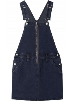 Dámske riflové šaty na traky Calvin Klein