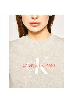 Calvin Klein Jeans dámske tričko Grey