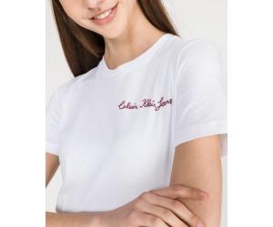 Calvin Klein Jeans dámske tričko Bright White