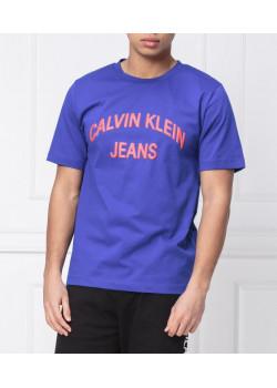 Calvin Klein Jeans pánske tričko Blue