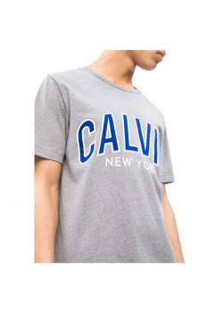 Calvin Klein pánske tričko  Logo Calvin