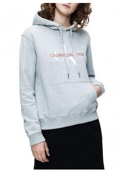 Calvin Klein Jeans dámska mikina Logo Hoodie