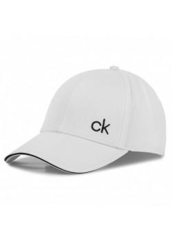 Pánska biela šiltovka Calvin Klein CK K50K504470/107