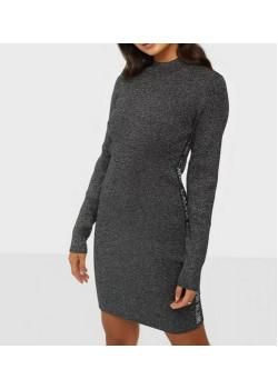 Dámske šaty Calvin Klein Silver