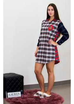 Dámska nočná košeľa Ralph Lauren