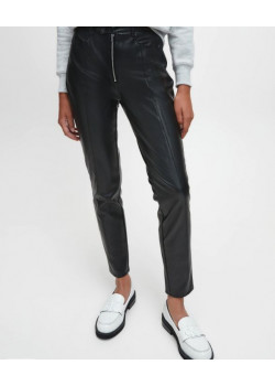 Dámske kožené nohavice Calvin Klein