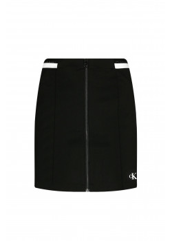 Dámska sukňa Calvin Klein Čierna