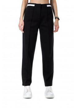 Dámske nohavice Calvin Klein black