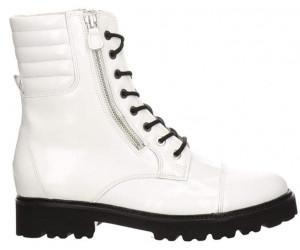 Dámske šnurovacie topánky Gabor Biele