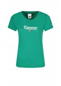 Dámske tričko Tommy Hilfiger Green