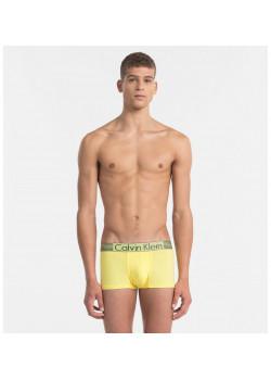 Pánske jasno žlté boxerky Calvin Klein