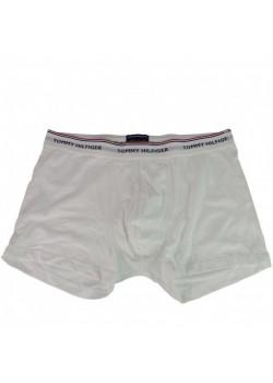 Pánske boxerky Tommy Hilfiger biele