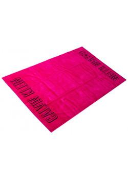 Calvin Klein osuška Pink