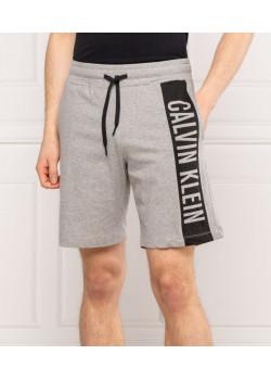 Calvin Klein pánske šortky Logo grey