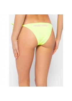 Calvin Klein plavkové nohavičky Safety Yellow