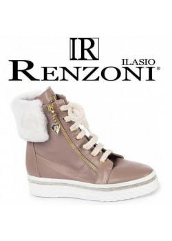 Dámske členkové topánky Ilasio Renzoni