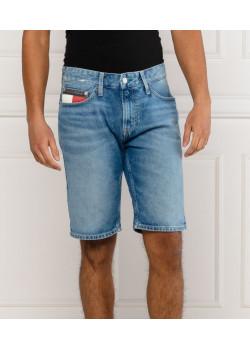 Tommy Jeans - pánske kraťasy SCANTON HERITAGE Slim Fit