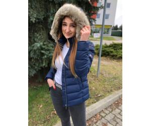 Dámska zimná bunda Tommy Jeans