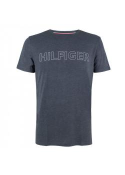 Tommy Hilfiger pánske tričko Navy Blazer