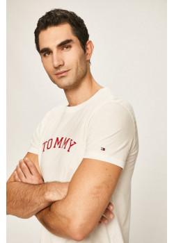 Tommy Hilfiger pánske tričko White TOMMY