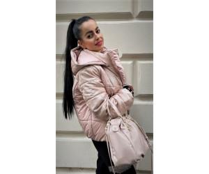 Ružová dámska bunda značky Liu Jo