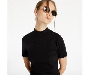 Dámske CALVIN KLEIN JEANS čierne tričko