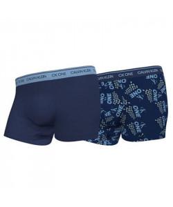 2 pack pánske Calvin Klein boxerky