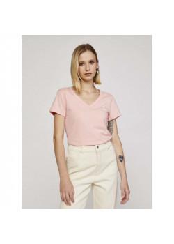Dámske tričko Calvin Klein s výstrihom