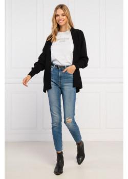 Calvin Klein dámske tričko bielej farby