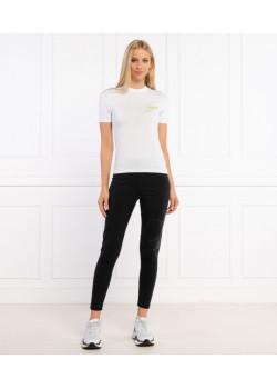Biele Calvin Klein dámske tričko