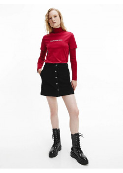 Calvin Klein menčestrová sukňa