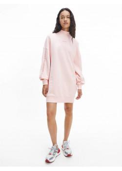 Oversize dámske šaty Calvin Klein