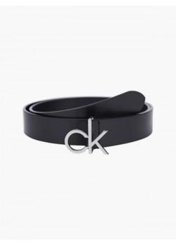 Čierny dámsky opasok Calvin Klein