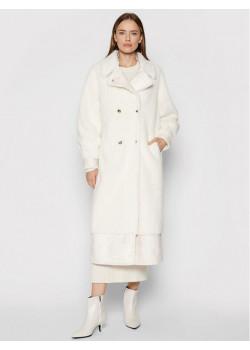 LIU JO biely dámsky kabát