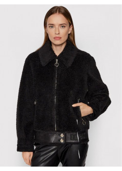 Liu Jo čierna dámska bunda