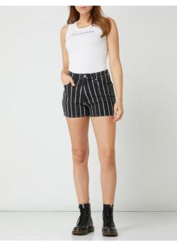 šortky s logom Calvin Klein