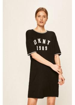 Dámske čierne šaty DKNY