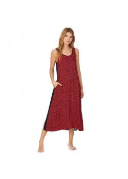 Dámske šaty DKNY cherry floral