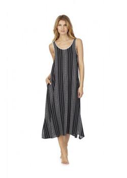 Dámske dlhé šaty DKNY