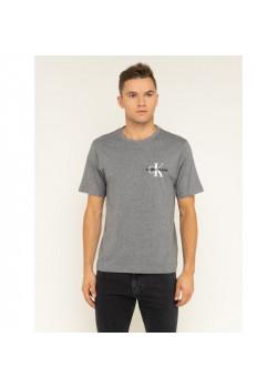Pánske tričko Calvin Klein Monogram Embro