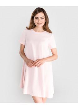 Dámske šaty Calvin Klein pink